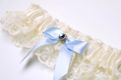 simply charming Garters